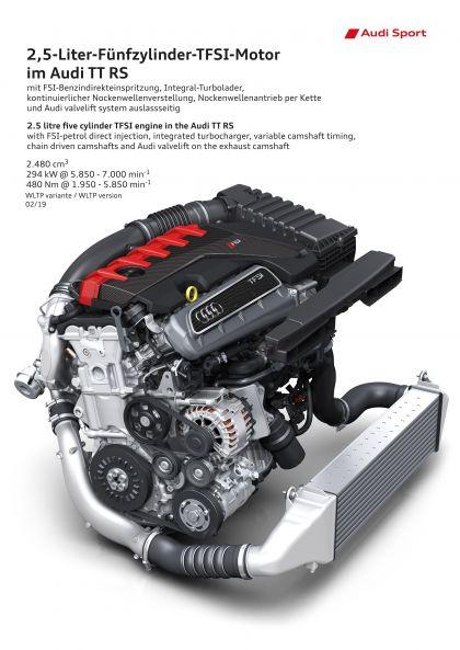 2020 Audi TT RS coupé 57