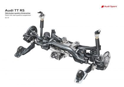 2020 Audi TT RS coupé 60