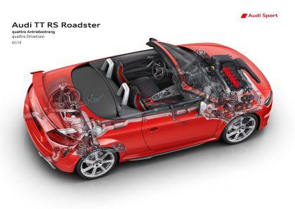 2020 Audi TT RS roadster 18