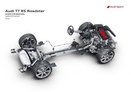 2020 Audi TT RS roadster 19