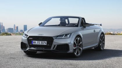 2020 Audi TT RS roadster 8