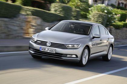 2020 Volkswagen Passat 1