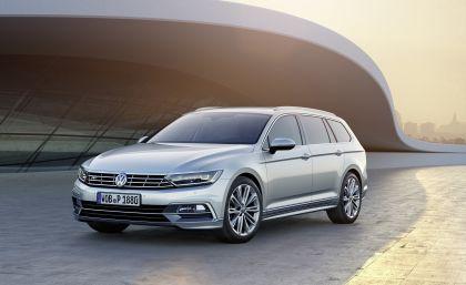 2020 Volkswagen Passat variant 8