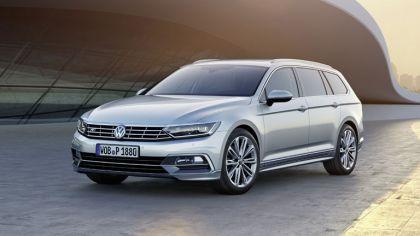 2020 Volkswagen Passat variant 1