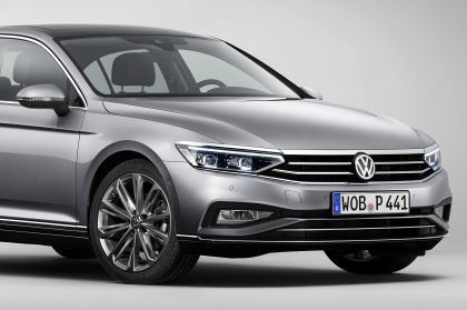 2020 Volkswagen Passat R-Line 4