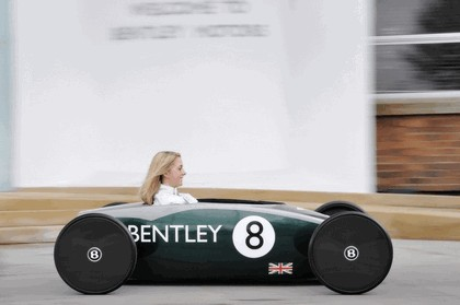 2008 Bentley Greenpower Continental DC 1