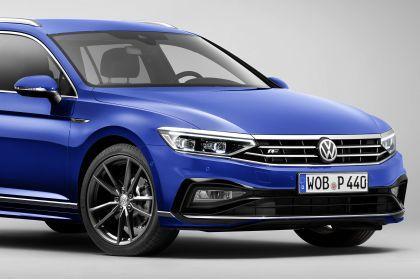 2020 Volkswagen Passat variant R-Line 4