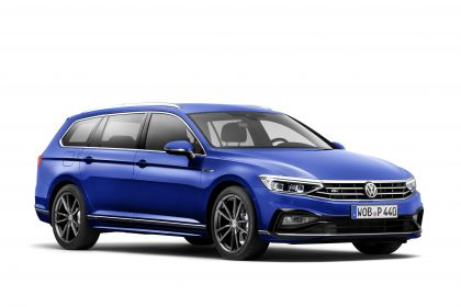 2020 Volkswagen Passat variant R-Line 26