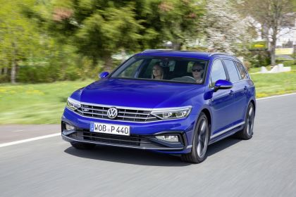 2020 Volkswagen Passat variant R-Line 33