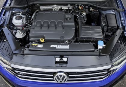 2020 Volkswagen Passat variant R-Line 46