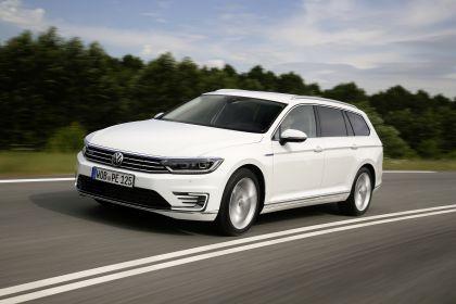 2020 Volkswagen Passat variant GTE 3
