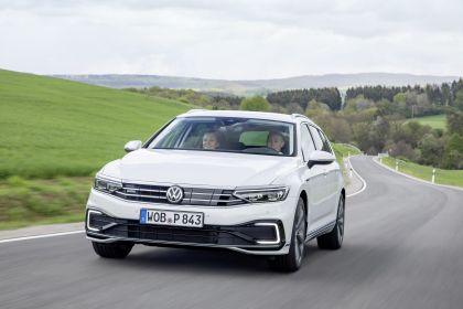 2020 Volkswagen Passat variant GTE 35