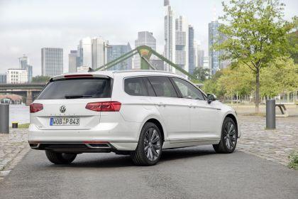 2020 Volkswagen Passat variant GTE 40