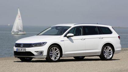 2020 Volkswagen Passat variant GTE 8