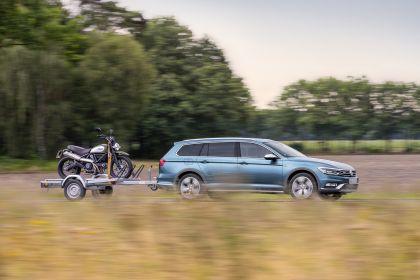 2020 Volkswagen Passat Alltrack 9