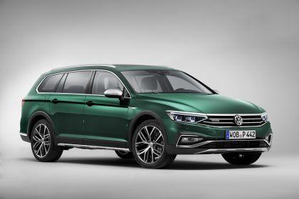 2020 Volkswagen Passat Alltrack 14
