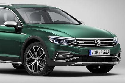 2020 Volkswagen Passat Alltrack 17