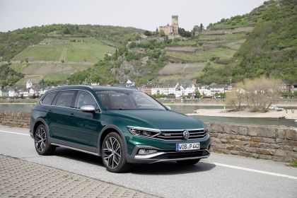 2020 Volkswagen Passat Alltrack 55