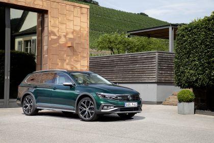 2020 Volkswagen Passat Alltrack 100