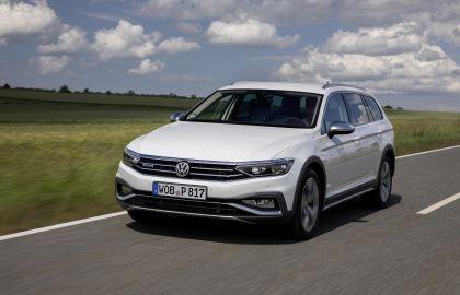 2020 Volkswagen Passat Alltrack 118