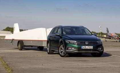 2020 Volkswagen Passat Alltrack 130
