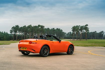 2019 Mazda MX-5 30th Anniversary Edition 18