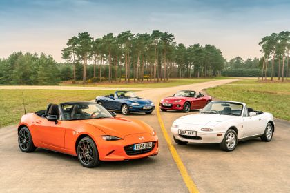 2019 Mazda MX-5 30th Anniversary Edition 20