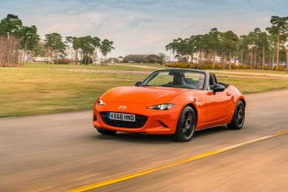 2019 Mazda MX-5 30th Anniversary Edition 29