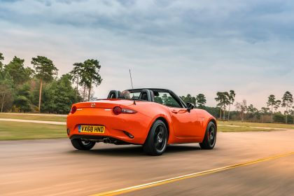 2019 Mazda MX-5 30th Anniversary Edition 31