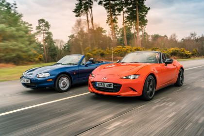 2019 Mazda MX-5 30th Anniversary Edition 41