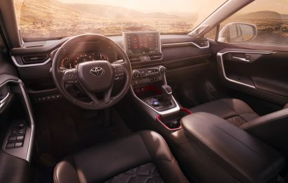 2020 Toyota RAV4 TRD Off Road - USA version 8