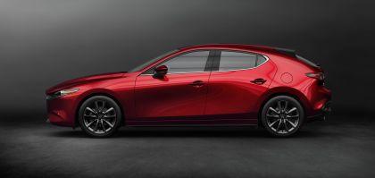 2019 Mazda 3 hatchback - USA version 2