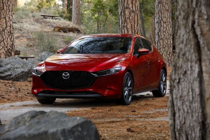 2019 Mazda 3 hatchback - USA version 15