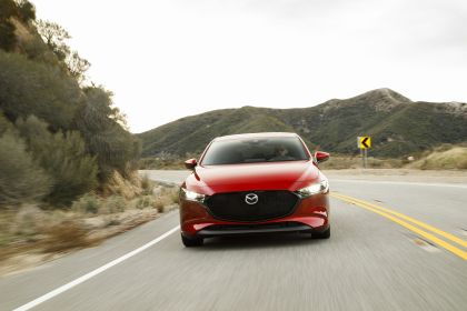 2019 Mazda 3 hatchback - USA version 24