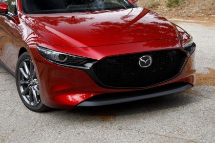 2019 Mazda 3 hatchback - USA version 28