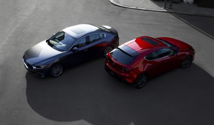 2019 Mazda 3 hatchback - USA version 61
