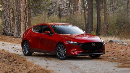 2019 Mazda 3 hatchback - USA version 4