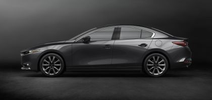 2019 Mazda 3 sedan - USA version 7