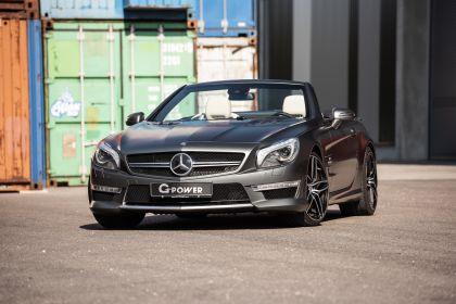 2019 Mercedes-AMG SL 63 ( R231 ) by G-Power 2