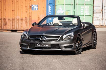 2019 Mercedes-AMG SL 63 ( R231 ) by G-Power 3
