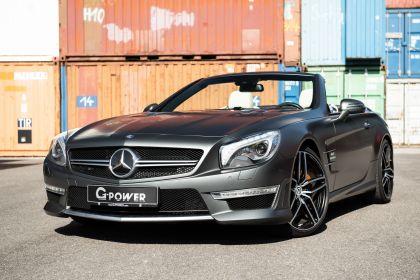 2019 Mercedes-AMG SL 63 ( R231 ) by G-Power 4