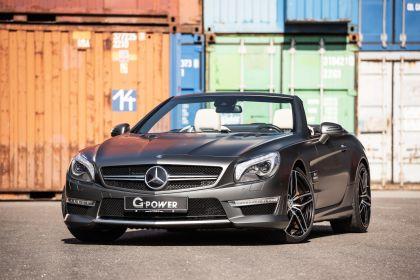 2019 Mercedes-AMG SL 63 ( R231 ) by G-Power 5