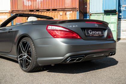 2019 Mercedes-AMG SL 63 ( R231 ) by G-Power 10