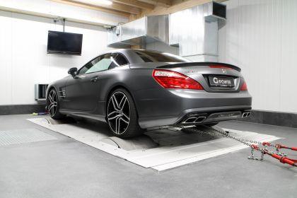 2019 Mercedes-AMG SL 63 ( R231 ) by G-Power 11