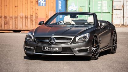 2019 Mercedes-AMG SL 63 ( R231 ) by G-Power 2