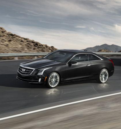 2019 Cadillac ATS coupé 2
