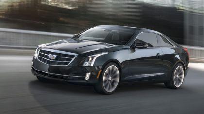 2019 Cadillac ATS coupé 3