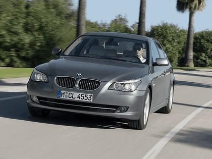 2008 BMW 5er 9