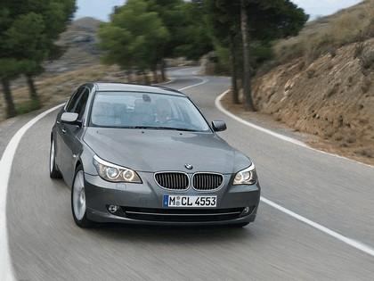 2008 BMW 5er 11