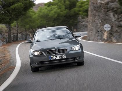 2008 BMW 5er 12